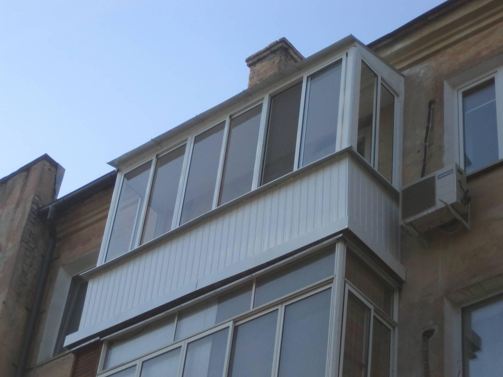 Застекление и утепление балконов и лоджий. цены, монтаж и об.